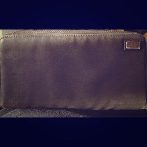 Brown DNKY Wallet